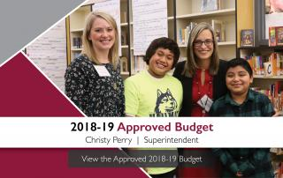 Salem-Keizer Approved Budget 2018