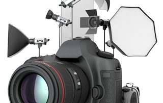 Camera and Studio Photography Equipment