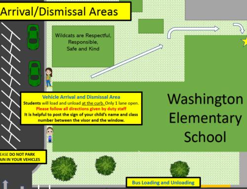 SCHOOL ARRIVAL/DISMISSAL PLAN * PLAN DE LLEGADA/DESPEDIDA A LA ESCUELA